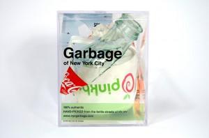 Justin Gignac: NYC Garbage Art