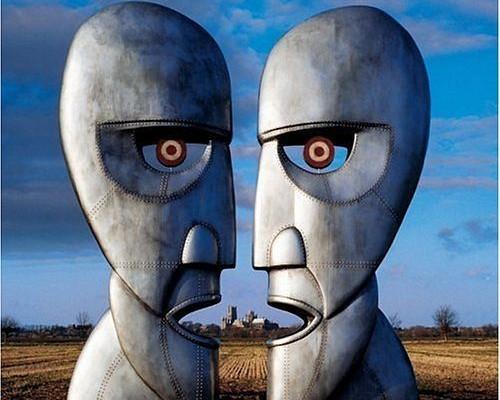 Album Cover Art: Pink Floyd – Division Bell