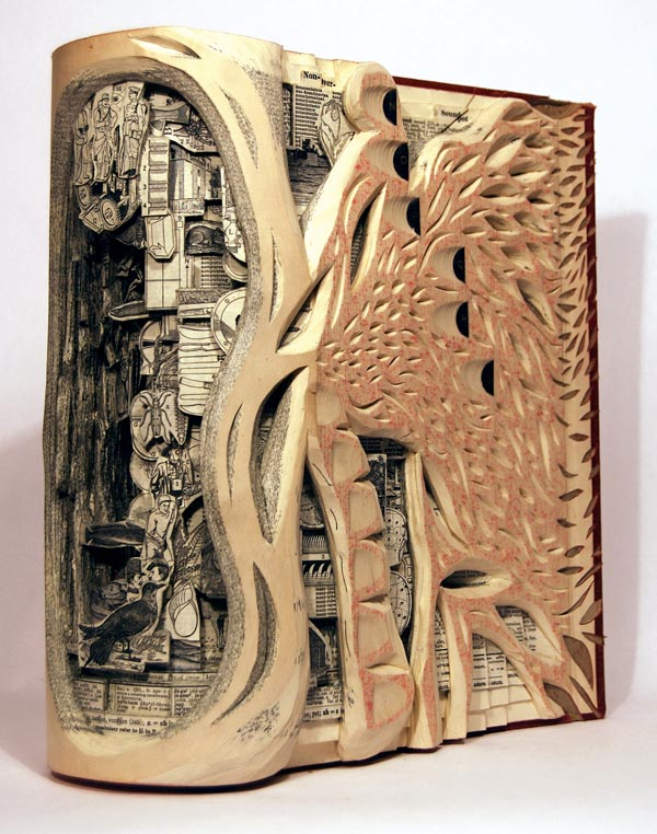 Brian Dettmer: Altered Books