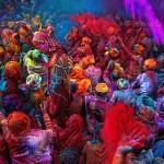 Burst of Red – Poras Chaudhary