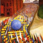 May Day: Diego Rivera