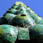 Chimney Palau Guell - Antoni Gaudi