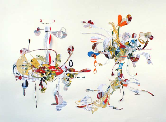 Aurora Robson: Recycled Art
