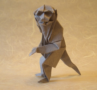Akira Yoshizawa: Origami