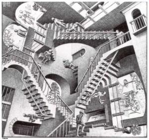 M.C. Escher: 1898-1972