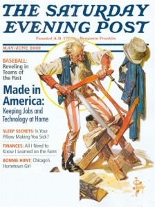 Cover Art: Saturday Evening Post