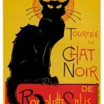 Théophile Steinlen: Le Chat Noir