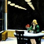 Automat - Edward Hopper - 1927