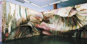 Henrique Oliveira: Tridimensionals