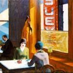 Chop Suey - Edward Hopper 1929