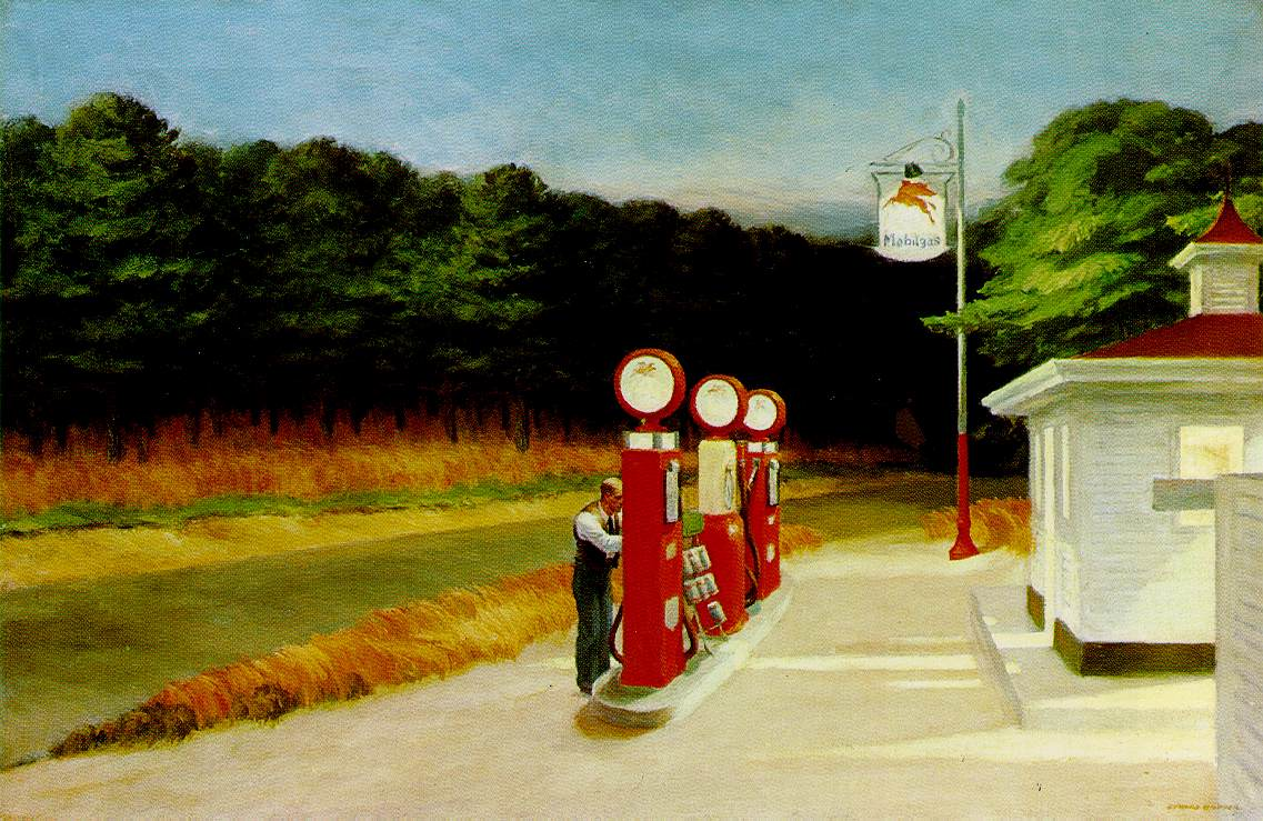 Edward Hopper: 1882-1967