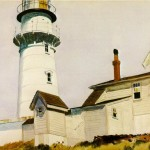 Light at 2 Lights - Edward Hopper - 1927