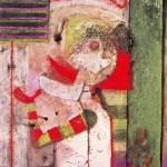 Hombre sacando la lengua-Rufino-Tamayo