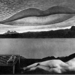 a_lheure-Man Ray