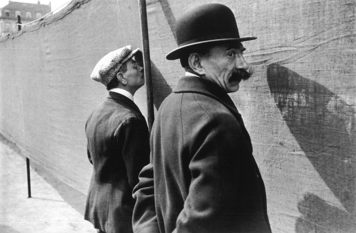 Henri Cartier-Bresson: 1908 – 2004