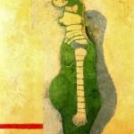 Mujer Embarazada-Rufino Tamayo-1976