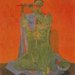 El-Flautista-Rufino Tamayo-1944