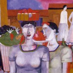 Women of Tehuantepec - Rufino Tamayo1939