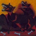 Animales -Rufino Tamayo 1941