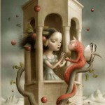 Tower-2 © Nicoletta Ceccoli