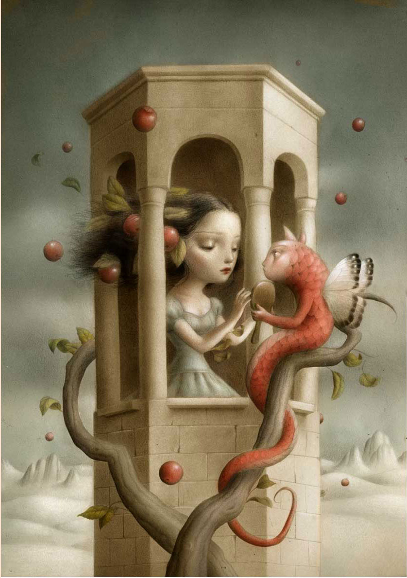 Tower 2 169 Nicoletta Ceccoli