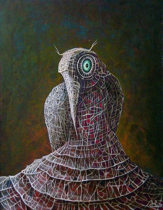Leszek Andrzej Kostuj: Painting