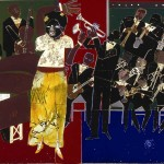 Romare Bearden Empress of the Blues