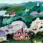 Bennington- Anna Mary Robertson Moses-1945