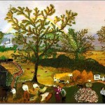 Moving Day On The Farm-Anna-Mary-Robertson (Grandma) Moses-1951