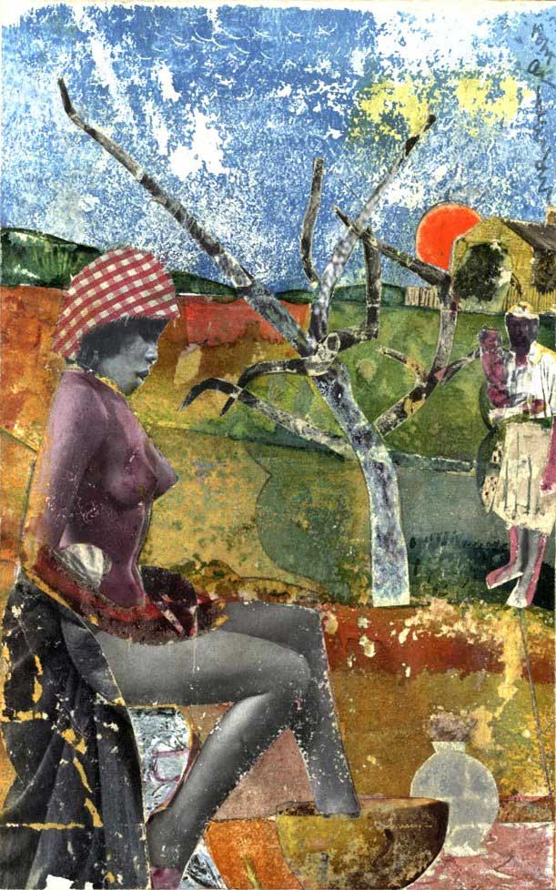 Romare Bearden And Abstract Expressionist Art Outside The Lines - Romare-bearden-coloring-pages