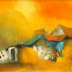 Yellow Village © Dao Hai Phong