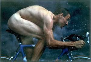 Annie Leibovitz - Lance Armstrong - Strong
