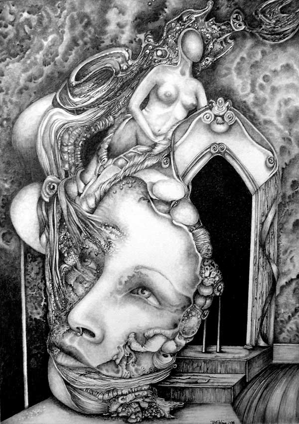 Janelle McKain: Surreal Art