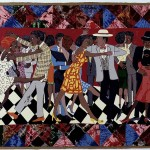 Grooving High © Faith Ringgold 1996