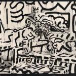 Annie Leibovtiz - Keith Haring