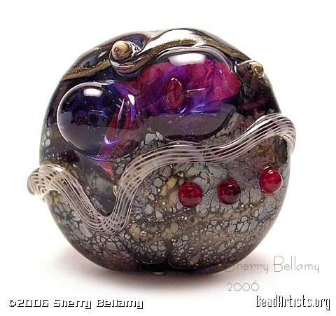 sherry bellamy lampwork beads