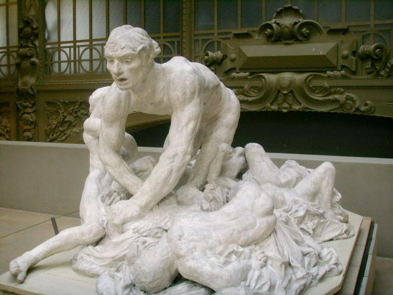 Auguste Rodin: 1840-1917