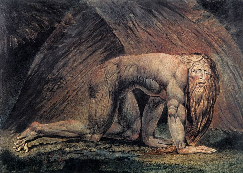Nebuchadnezzar-William Blake