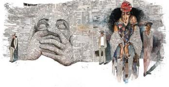 Dmitry Ligay: Illustration