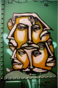 Labrona: Painting/Street Art