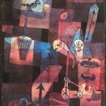 Analysis of Various Perversities-Paul Klee-1922