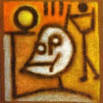 Death and Fire-Paul Klee - 1940