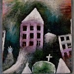 Destroyed Place-Paul Klee-1920