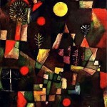Full Moon-Paul Klee-1920