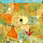 Southern Gardens-Paul Klee-1936