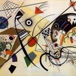 Transverse Line - Kandinsky-1923