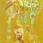 Wassily Kandinsky. Untitled-1941