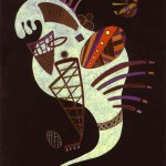 Wassily Kandinsky. White Figure-1943