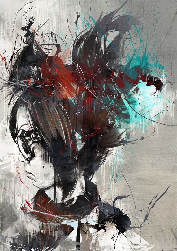 Russ Mills: Illustration