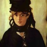 Berthe Morisot-Edouard_Manet - 1872